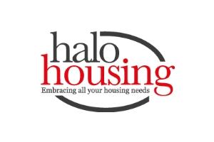 Halo housing
